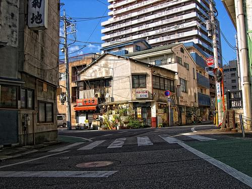 Historic Center, Utsunomiya