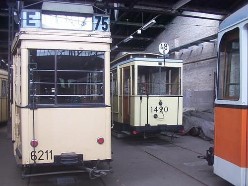 Tram Depot  Niederschönhausen