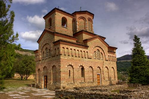 Church of St. Demetrios of Salonica, Veliko Tarnovo