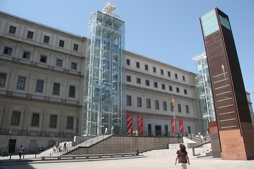 Reina Sofia National Art Museum, Madrid