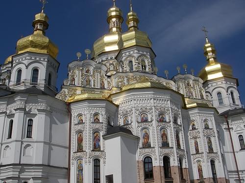 Kyiv: Pechersk Lavra