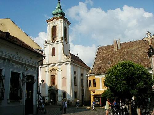 Szentendre - Blagovestenska Church