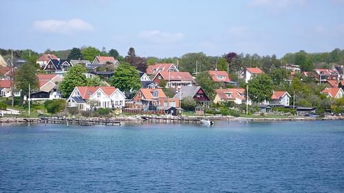 Svendborg houses