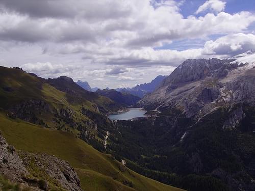 Canazei 2006 - Montagna
