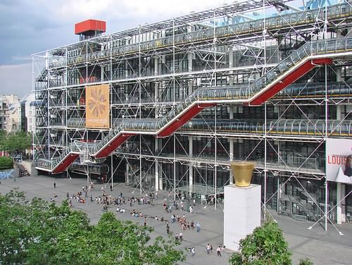 Georges Pompidou Center, Paris