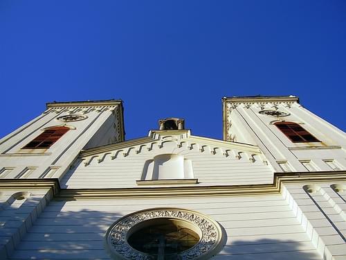 catholic church in Sombor