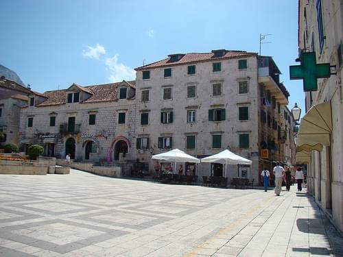 Historic Center, Makarska