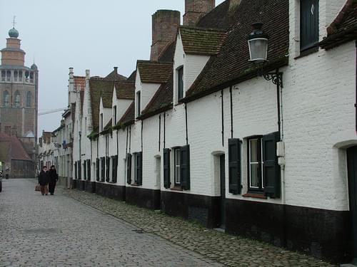 Balstraat, Bruges