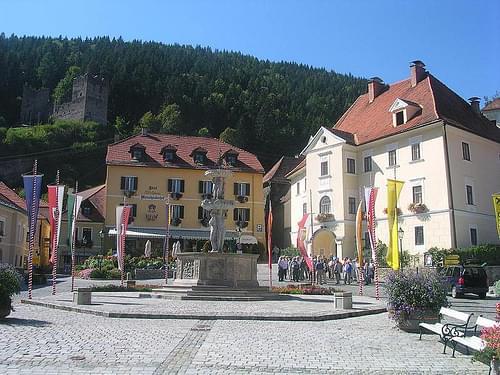 Friesach - Hauptplatz - Kärnten
