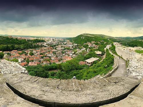 Lovech Panorama - fragment