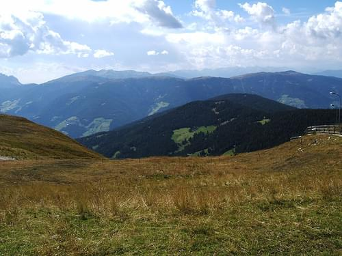 Hiking, Bruneck