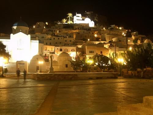 Ios Town Main Square