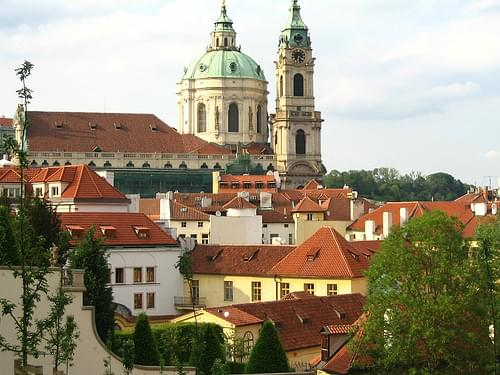 Prague's Castle District
