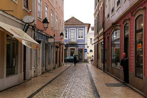 Historic Center, Aveiro