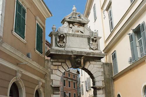 Arco dei Balbi
