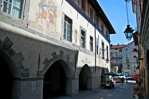 Old Town, Saluzzo