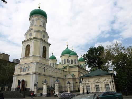 Holy Trinity Cathedral, Dnipropetrovsk