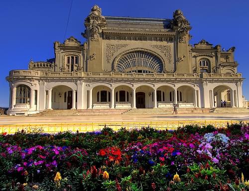 Casino de Constanza, Cazinoul din Constanta, Romania