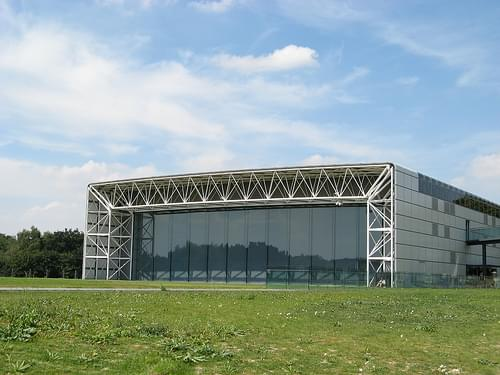 Sainsbury Center for Visual Arts, Norwich