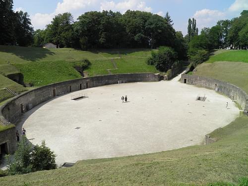 Roman Amphitheatre, Augusta Treverorum, Trier