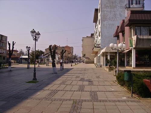 Gevgelija charshija