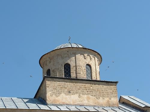 Sopocani Monastery