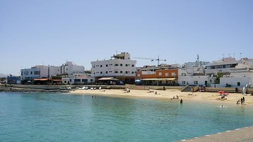 Town Center, Corralejo