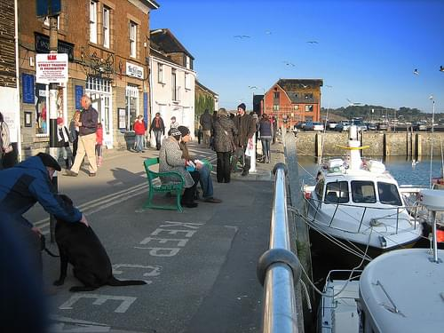 Historic Center, Padstow