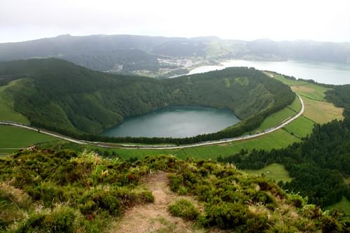 Lagoa de Santiago