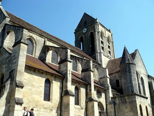 Church, Auvers-sur-Oise