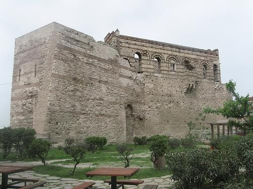 Palace of the Porphyrogenitus, Istanbul