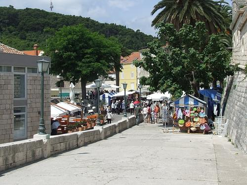 Historic Center, Korcula