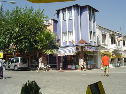 Historic Center, Silifke