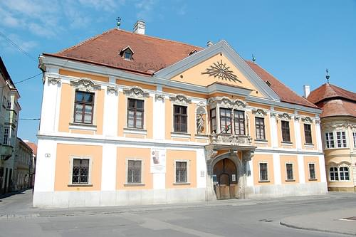 Prelate House, Győr