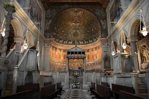 Basilica of St. Clement, Rome