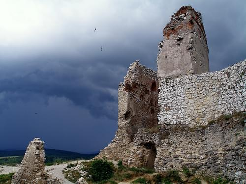 Cachtice Castle Ruins
