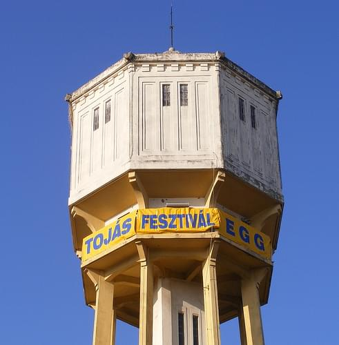 Water Tower, Siofok