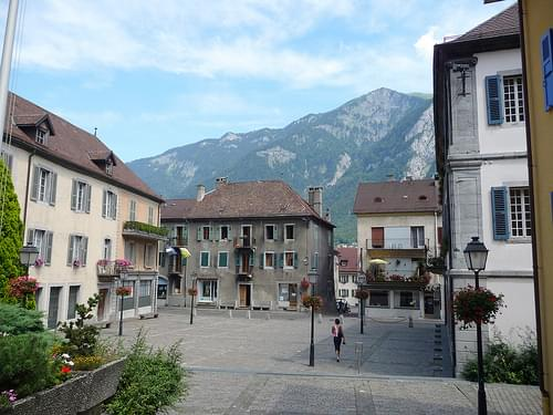 Historic Center, Saint Maurice