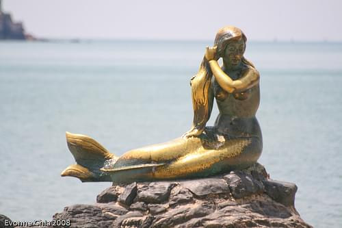 Mermaid of Songkhla
