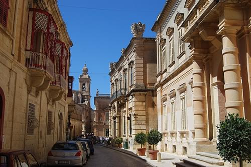 Historic Center, Mdina