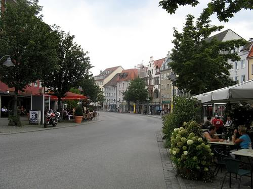 Historic Center, Ravensburg