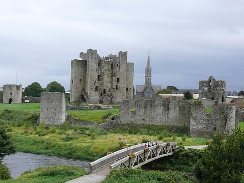 Trim Castle Bridge