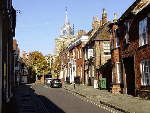Church Street, Aylesbury