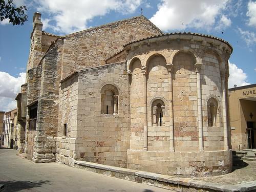Iglesia de Santa María la Nueva de Zamora