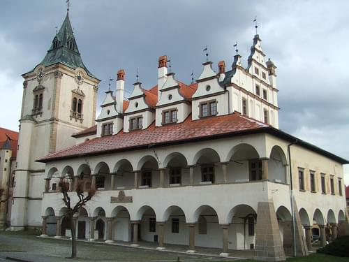 Old Town Hall, Levoca