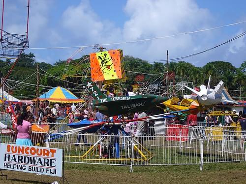 Hibiscus Festival 2007
