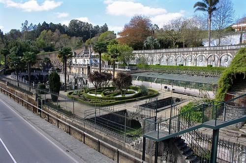 Pasatempo Park / Parque do Pasatempo, Betanzos