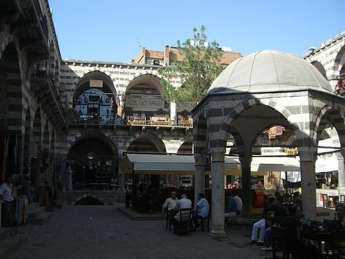 Caravansaray of Diyarbakir