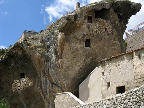 Domus de Janas a Sedini - Sardegna