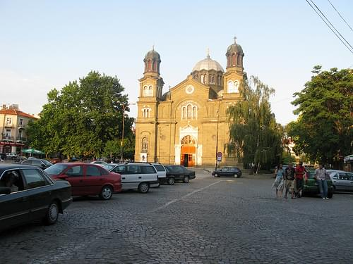 St. Cyril and Methodius Cathedral, Burgas